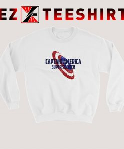 Captain America Super Soldier Sweatshirt