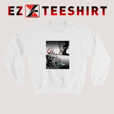Gojo Satoru vs Sukuna Sweatshirt 400x400 - EzTeeShirt Ezy Buy Clothing Store