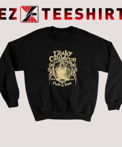 Harry Potter The Leaky Cauldron Sweatshirt