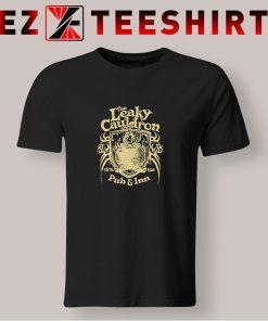 Harry Potter The Leaky Cauldron T Shirt