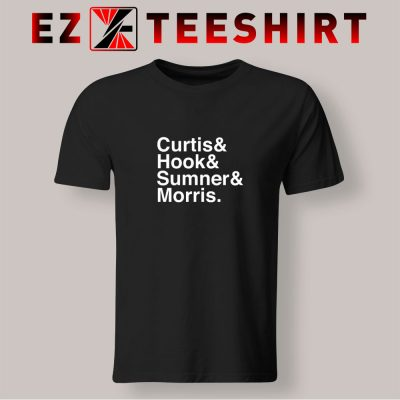 Joy Division List Tribute T Shirt 400x400 - EzTeeShirt Ezy Buy Clothing Store