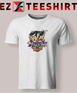 Juice WRLD American Rapper T Shirt