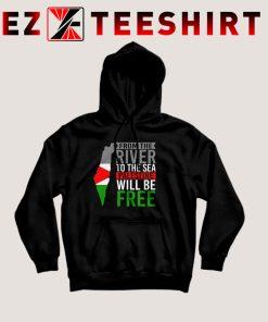 Palestine Will Be Free Hoodie
