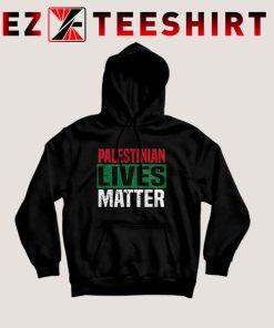 Palestinian Lives Matter Hoodie