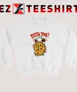 Pizza Time Sweatshirt
