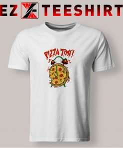 Pizza Time T Shirt