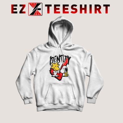 Snoopy Identity Check Hoodie 400x400 - EzTeeShirt Ezy Buy Clothing Store