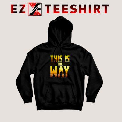 This Is The Way Mandalorian Hoodie 400x400 - EzTeeShirt Ezy Buy Clothing Store