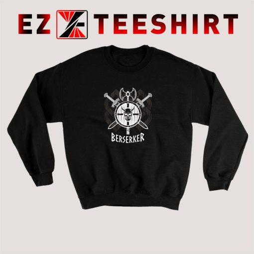 Berserker Wild Warrior Sweatshirt