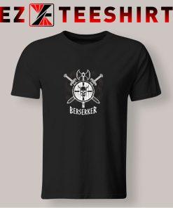 Berserker Wild Warrior T Shirt