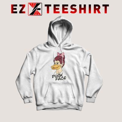 Duck Face Girl Hoodie 400x400 - EzTeeShirt Ezy Buy Clothing Store