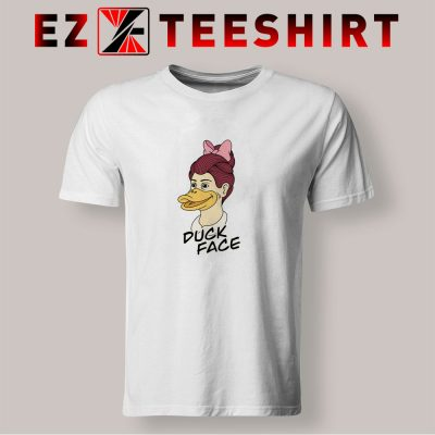 Duck Face Girl T Shirt 400x400 - EzTeeShirt Ezy Buy Clothing Store