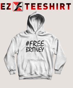 Free Britney Spears Hoodie