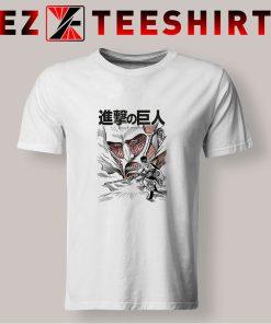 Giant Killer Attack On Titan T Shirt