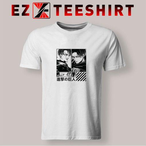 Levi Attack On Titan T Shirt