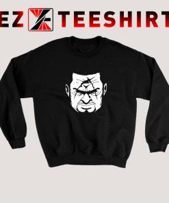 One Piece Admiral Fujitora Sweatshirt