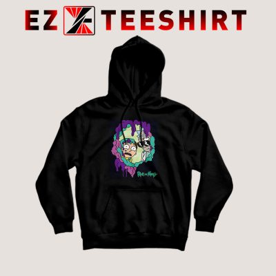 Rick And Morty Looking Through You Hoodie 400x400 - EzTeeShirt Ezy Buy Clothing Store
