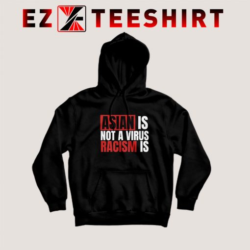 Stop Asian Hate Proud To Be Asian Hoodie