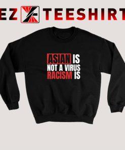 Stop Asian Hate Proud To Be Asian Sweatshirt